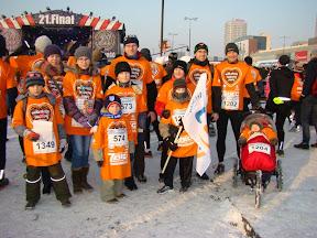 7 Bieg Policz się z cukrzycą (13 stycznia 2013)