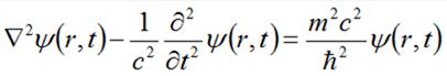 operatore-dalembert-equazione-onda-schrodinger