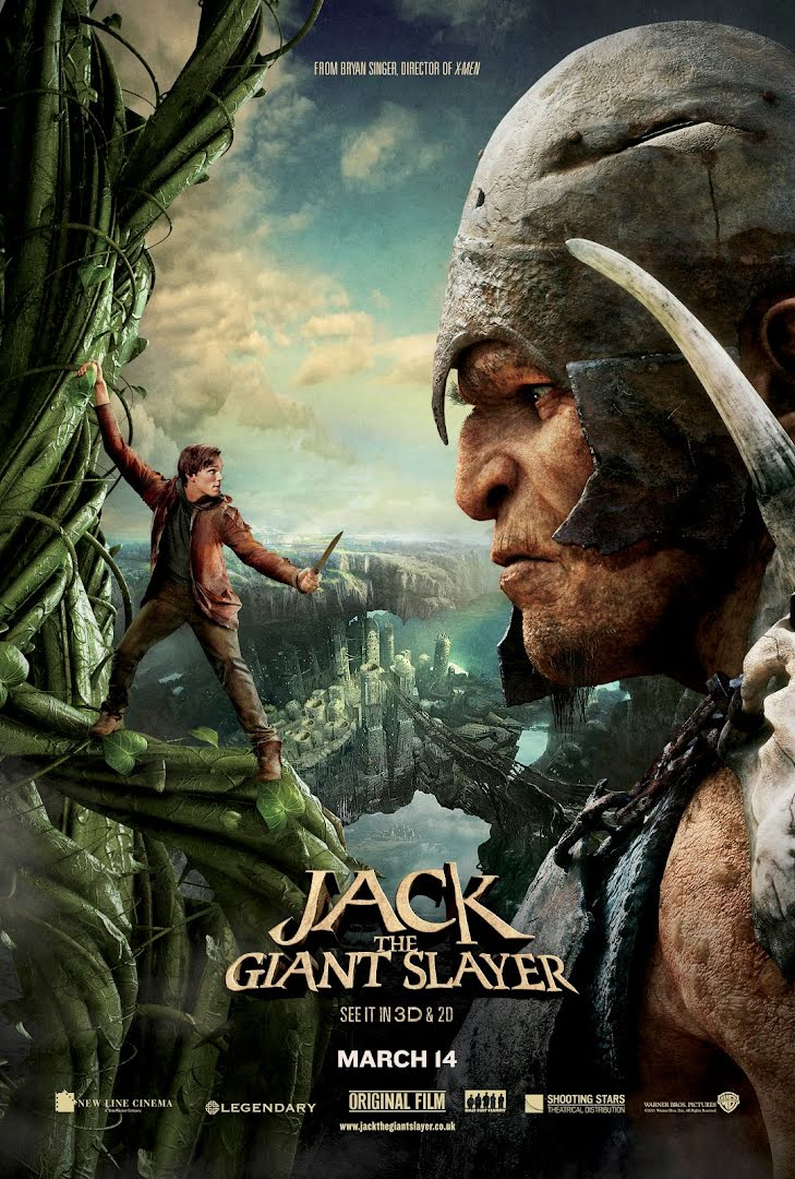 Jack, el cazagigantes - Jack the Giant Slayer (2013)