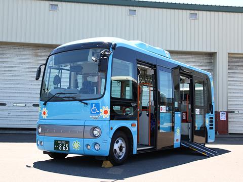沿岸バス 日東団地線 ・865