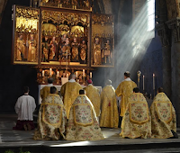 The Sacred Drama of the Traditional Liturgical Rites Compared with Their Modern Counterparts
