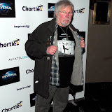 WWW.ENTSIMAGES.COM -   Bill Oddie  at   Chortle Comedy Awards at Café de Paris, Coventry Street, London, March 25th 2013                                                 Photo Mobis Photos/OIC 0203 174 1069
