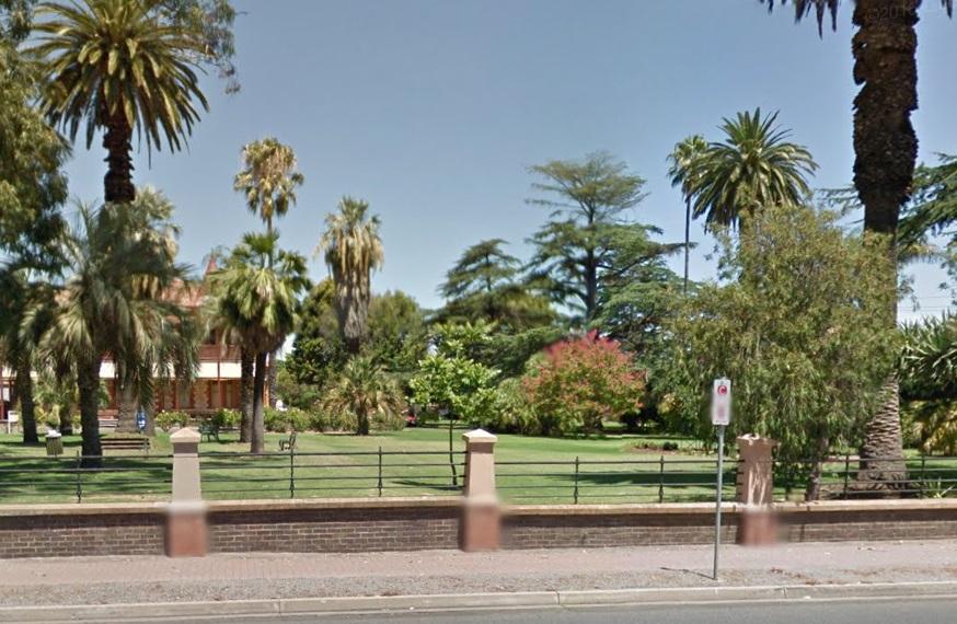 Streetview, Attunga House and Gardens, 120 Kensington Road, Toorak Gardens SA