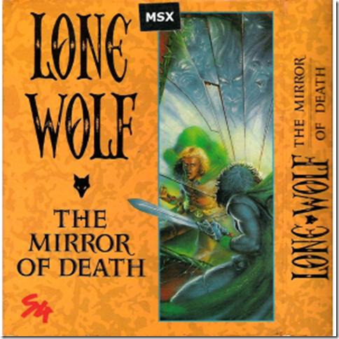 Lone wolf MSX