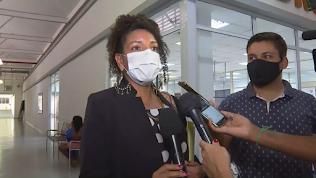 Deputada Renata Souza vai à polícia registrar ameaça de morte