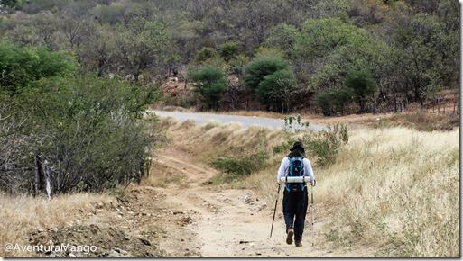 Caminho até São José do Seridó