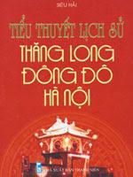 Thăng Long Đông Đô - Hà Nội - Siêu Hải
