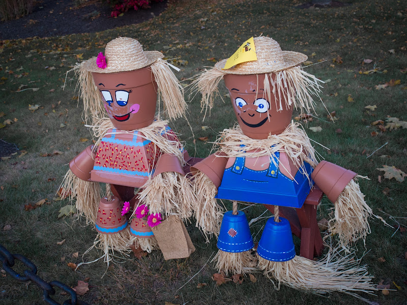 Farmer Scarecrows