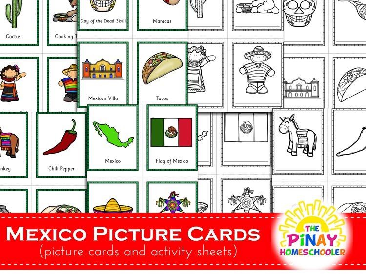 Mexico Cards copy
