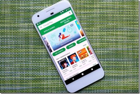 Pengembang aplikasi Android