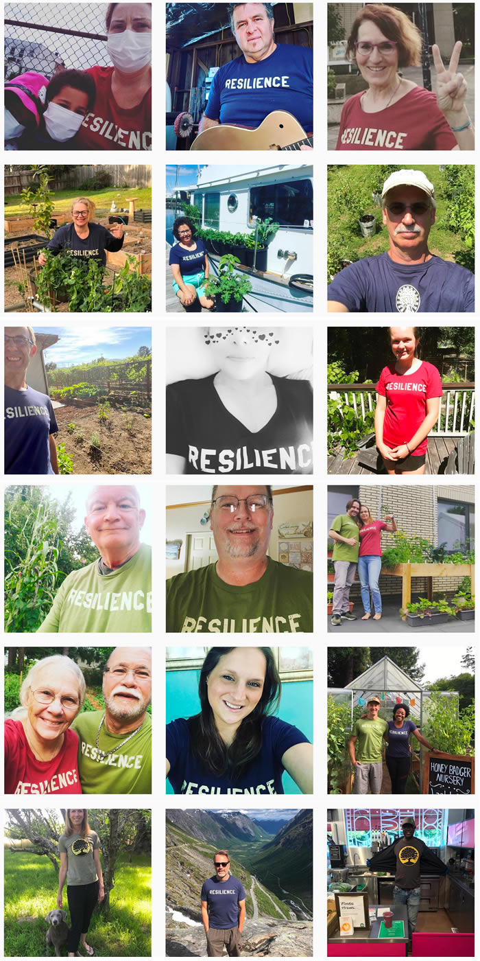 PP RESILIENCE shirt photos