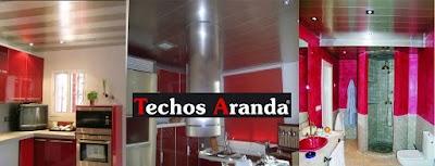 Techo metalico Madrid