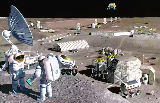 build a Lunar Base 2