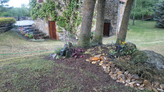 Amélioration d'un jardin et revitalisation d'un gazon