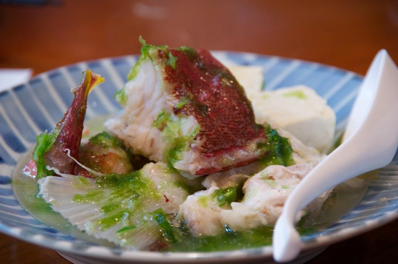 魚の煮付け・マース煮居酒屋・味処「田舎家」(糸満市)