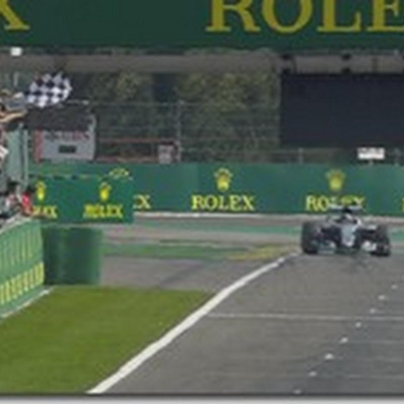 GP del Belgio: Domina Rosberg. Disastro Ferrari