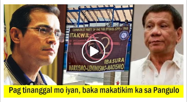 Warning ba kay Mayor Isko? Anti-Communist Task Force, Nagbabala sa Magtatanggal ng Anti-NPA Posters!
