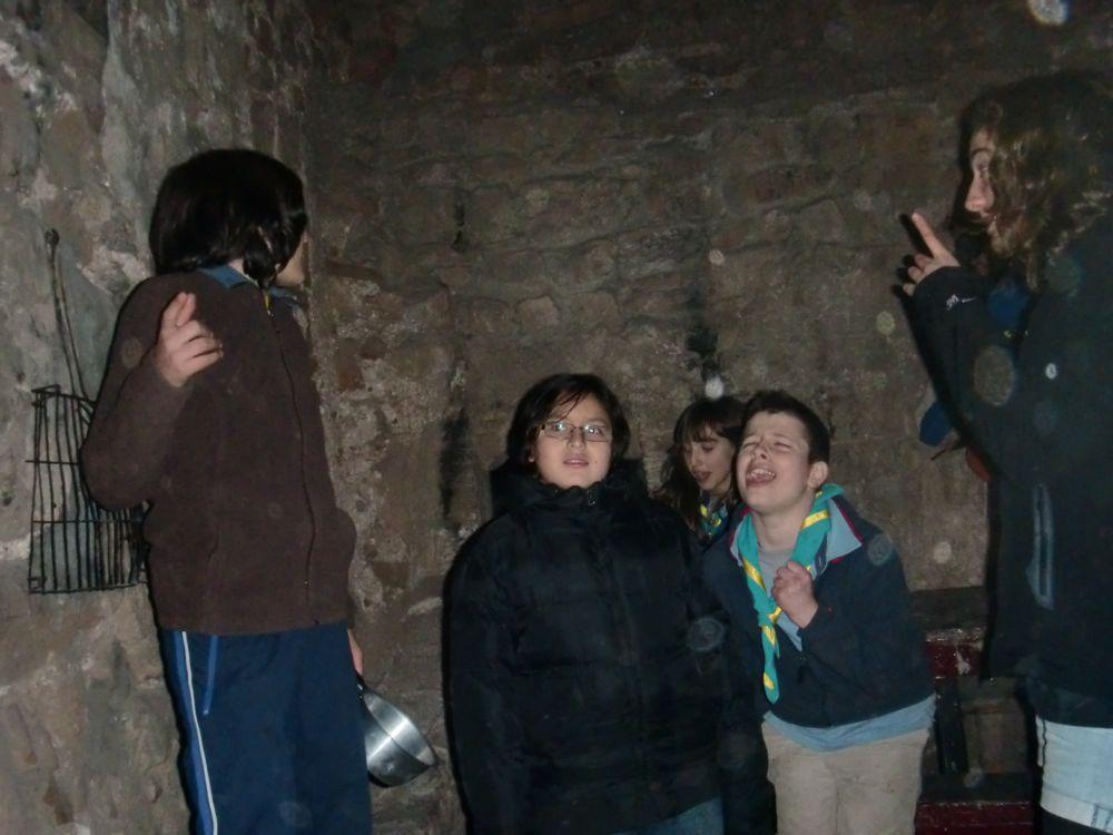 Raiers Sortida Sant Salvador de les Espases 2010 - CIMG0368.JPG