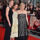 OIC - ENTSIMAGES.COM - Thea Sharrock, Emilia Clarke and JoJo Moyes at the  Me Before You - UK film premiere  in London  25th May 2016 Photo Mobis Photos/OIC 0203 174 1069