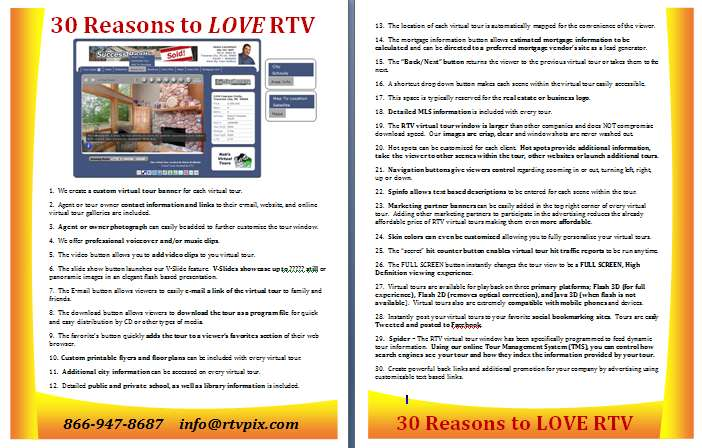 New From The Rtv Marketing Team Rtv Inc