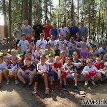 Сборы Тверь 28.07-16.08.2014 часть 1