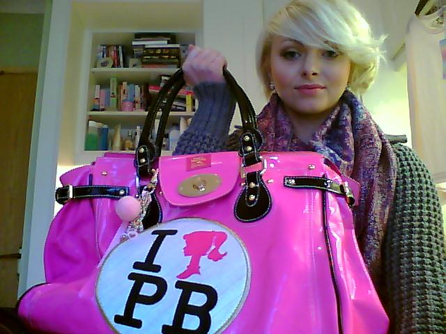 Pauls Boutique Barbie Collection Overnight Bag 70 80