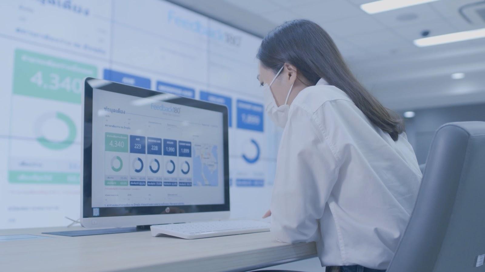 กระทรวงสาธารณสุขร่วมมือกับ Microsoft และสตาร์ทอัพไทย Feedback180 พัฒนาแพลตฟอร์มข้อมูลเพื่อจัดสรรทรัพยากรทางการแพทย์เสริมความคล่องตัวในการต้านภัยร้ายจาก Covid-19