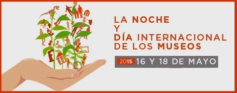 Día Internacional del Museo y Noche los Museos 2015 en la Comunidad de Madrid