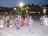 豊川稲荷 み魂まつり (盆踊り)
