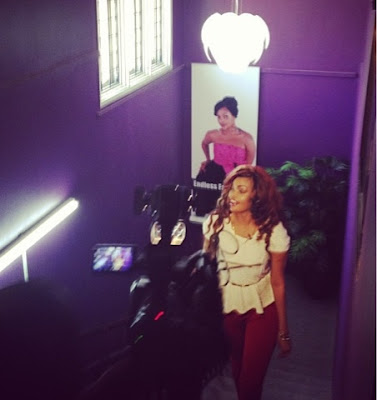 Wema Sepetu: Endless Fame Production