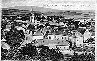 Mukachevo-Uzhgorod tour