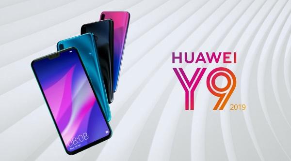 Huawei Y9 Maroc