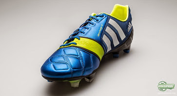 Adidas Nitrocharge shoes upper