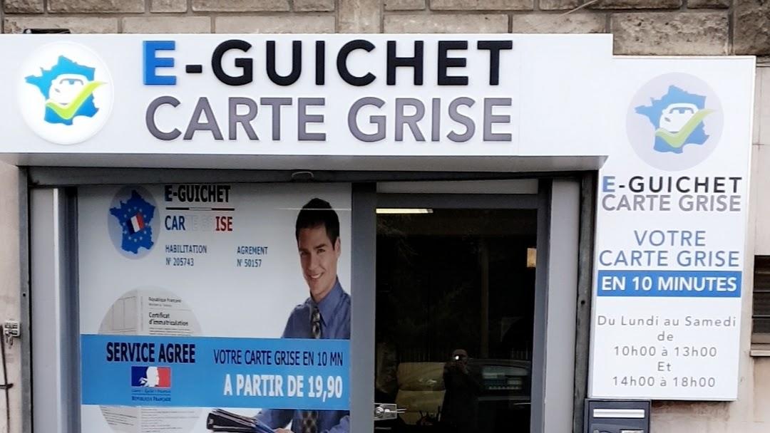 guichet carte grise avis E GUICHET CARTE GRISE ( Service Carte Grise 94)   Agence D