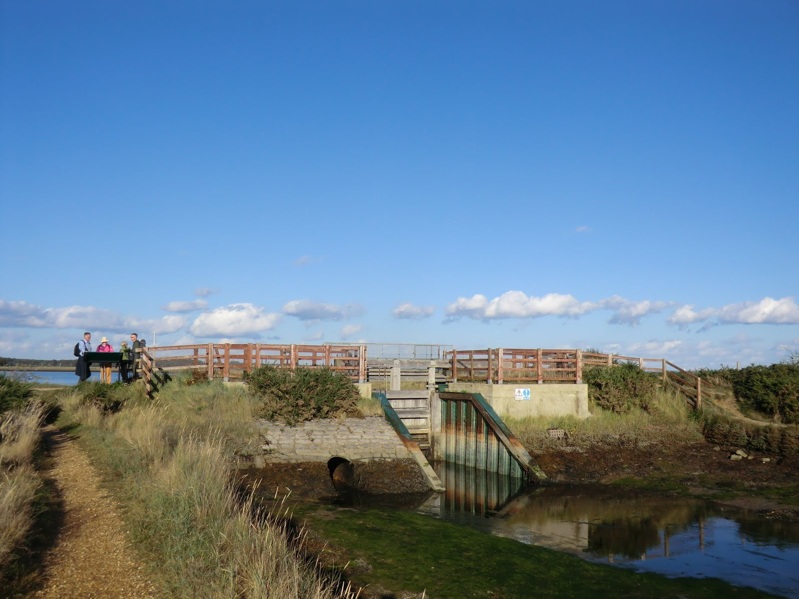 CIMG5143 Sluice gate, Moses Dock