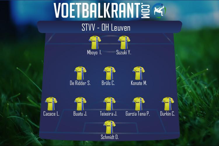 STVV (STVV - OH Leuven)