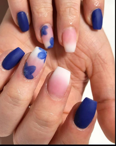Cute And Simple Nail Designs For Short Nails 2018 6