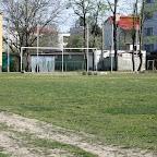 Modernizacja ogrodzenia na boisku treningowym i po raz trzeci