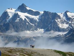 Mt Shuksan.