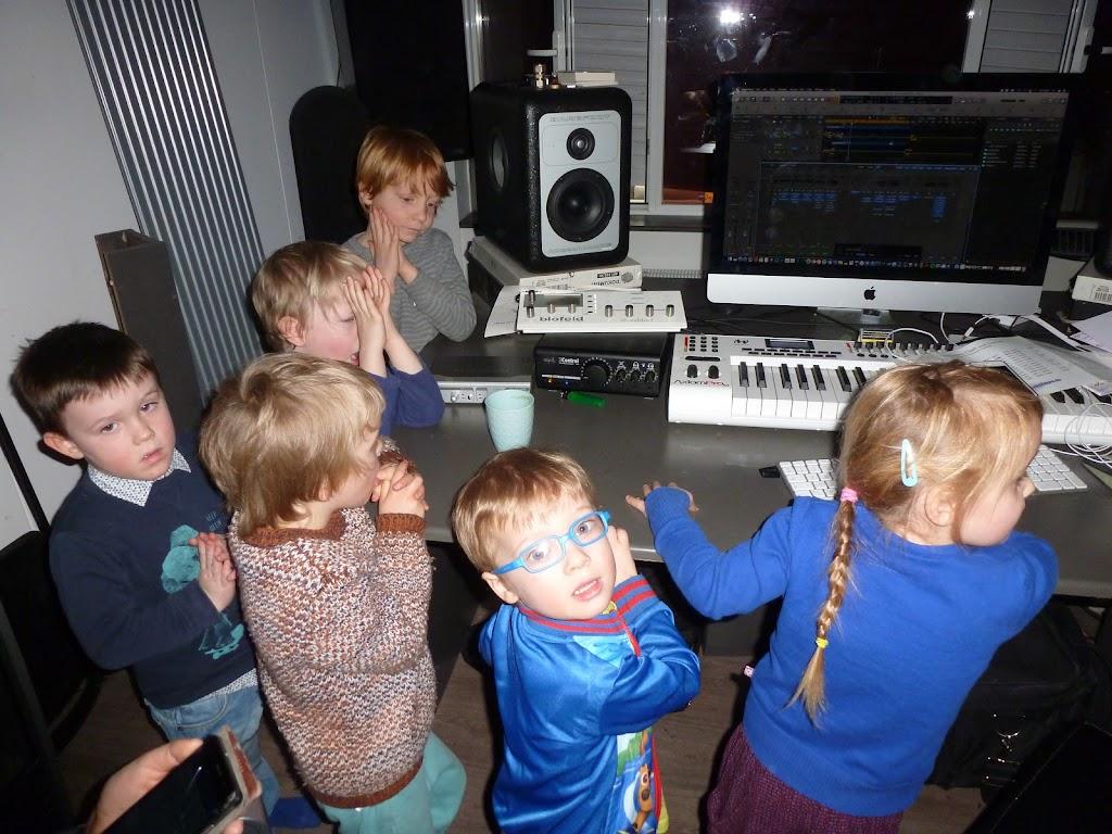 Leefgroep 1 maakt muziek! - P1080948.JPG