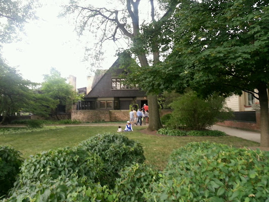 Frank Lloyd Wright Home and Studio, 951 Chicago Ave, Oak Park, IL 60302, United States