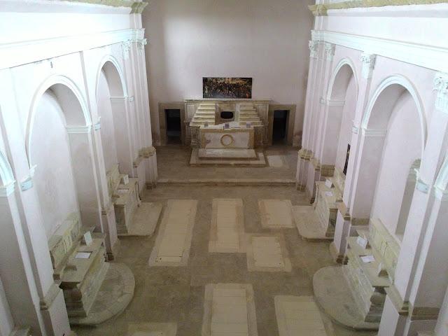 Lentini ex convento e chiesa dei frati cappuccini le for Interno a un convento