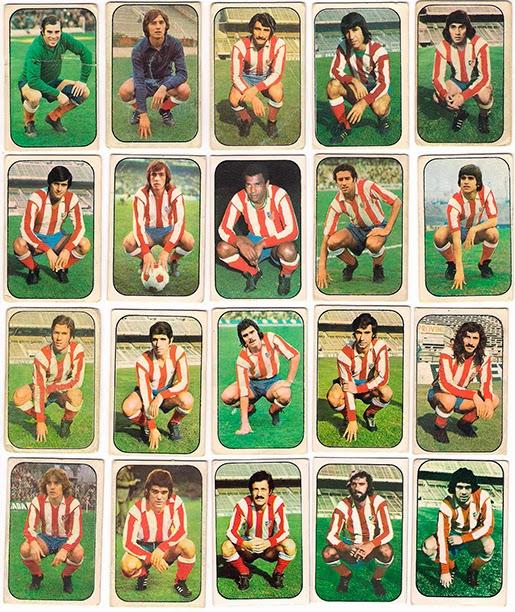 At. Madrid - Ediciones ESTE 76/77
