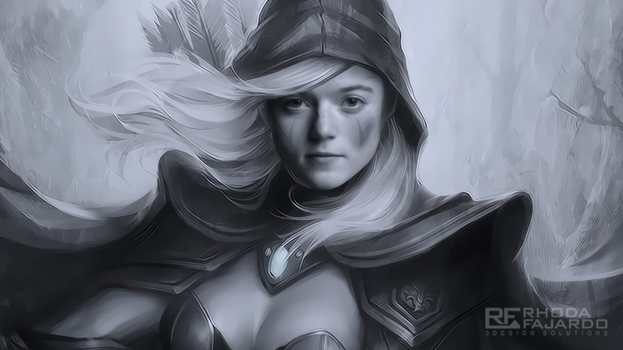 Ygritte as Traxex