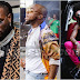 2021 VGMA: Davido, Wizkid & Burna Boy Nominated For Best African Artist Of The Year