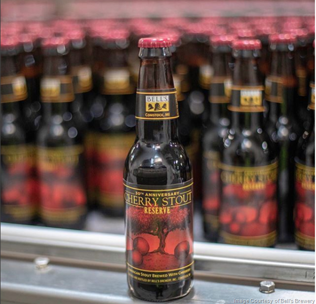Bell's Releasing 30th Anniversary Cherry Stout