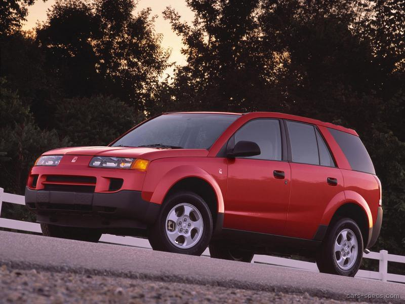 2004 saturn vue suv specifications pictures prices. Black Bedroom Furniture Sets. Home Design Ideas