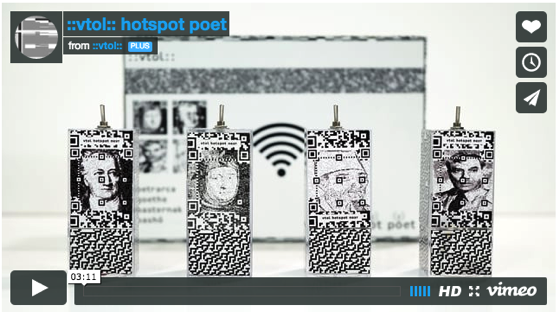 Project: Hotspot Poet via Adafruit