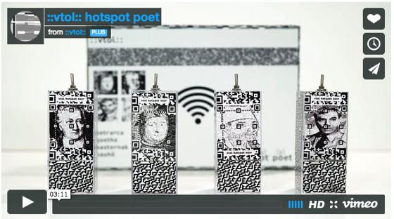 Project: Hotspot Poet via Adafruit