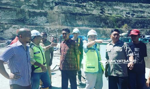 Tinjau PLTA Malea, 7 Legislator DPRD Tana Toraja Janji Akan Kawal Aspirasi Warga Buakayu